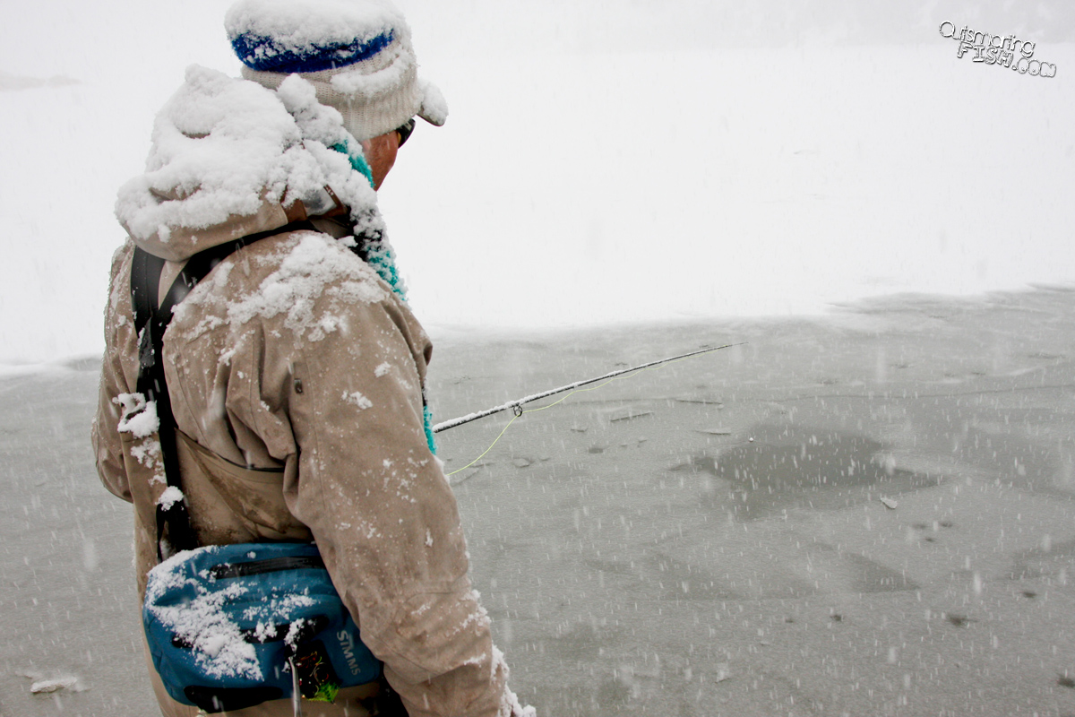 ice fishing utah