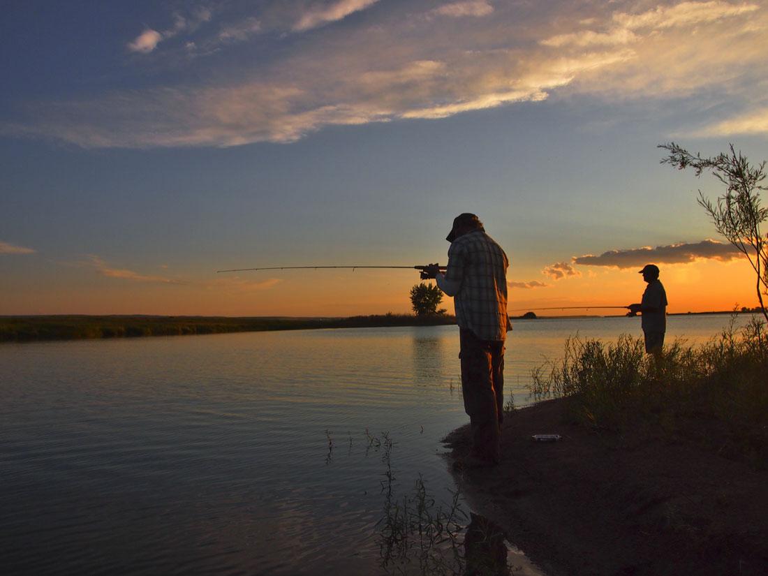 evening-fishing